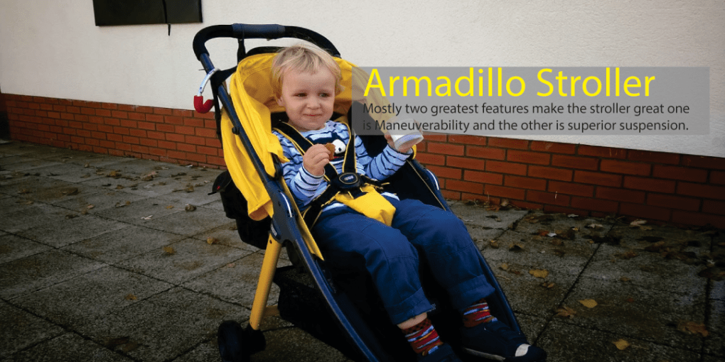Armadillo Stroller Review