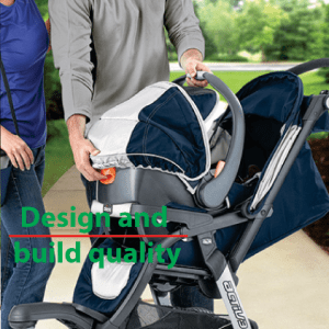 Chicco Activ3 Stroller Review