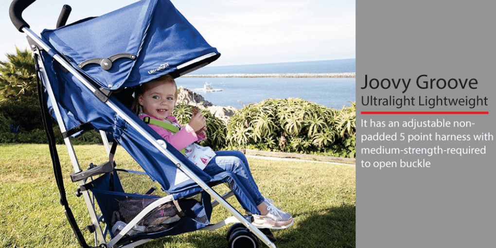 Joovy Groove Lightweight Travel Umbrella Stroller Review