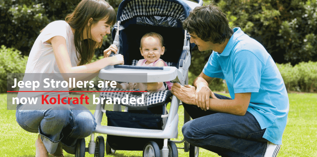 Kolcraft Strollers review