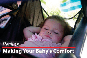How to Make Your Baby Sleep Comfortably in a Stroller