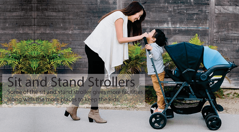 How to Find the Best Sit and Stand Stroller
