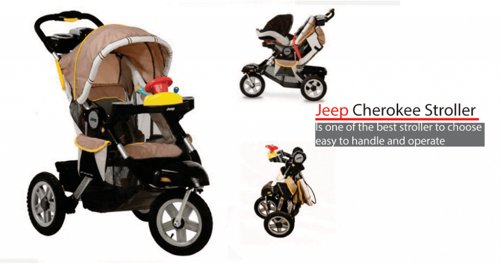 Jeep Cherokee Stroller Review