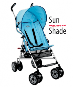 Chicco CT0.6 Capri Lightweight Stroller Review