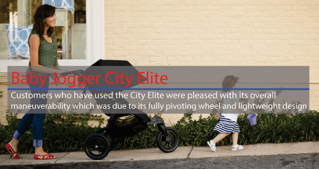 Baby Jogger City Elite Review