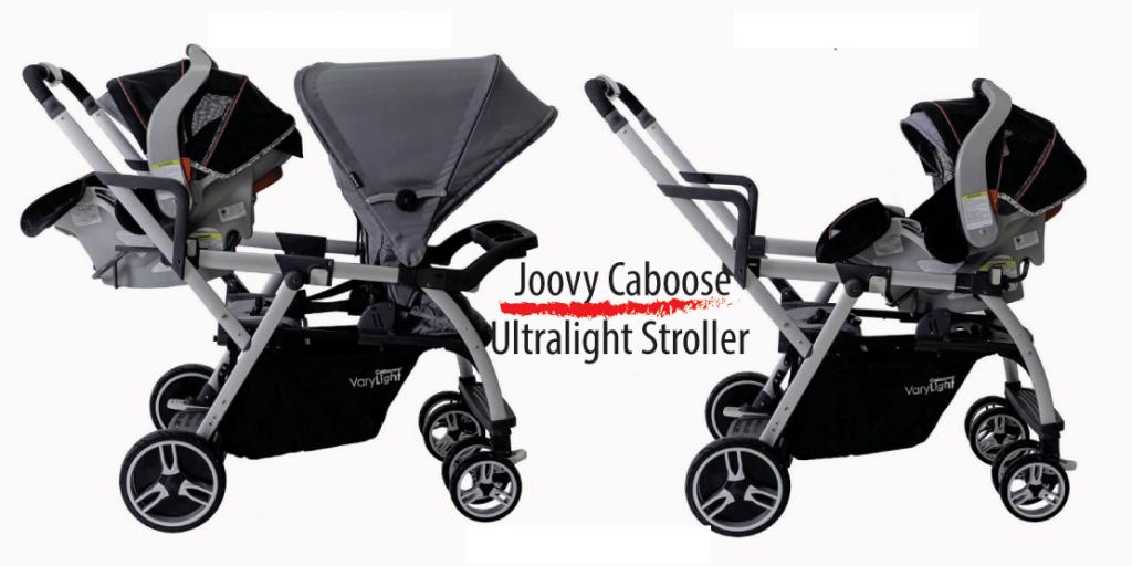 Joovy Caboose Ultralight Stroller Review