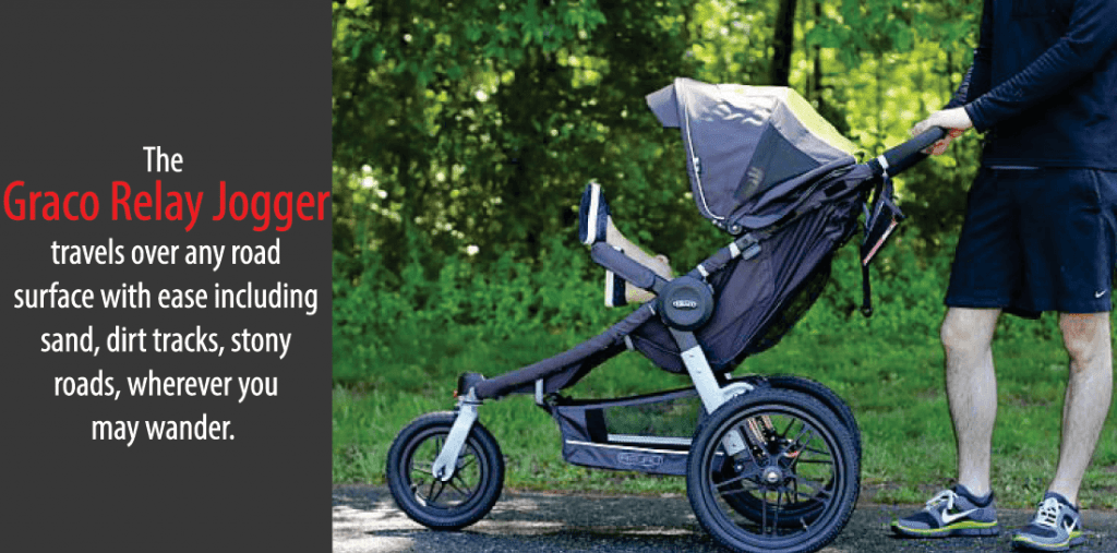 Graco Relay Click Connect Performance Jogger Review