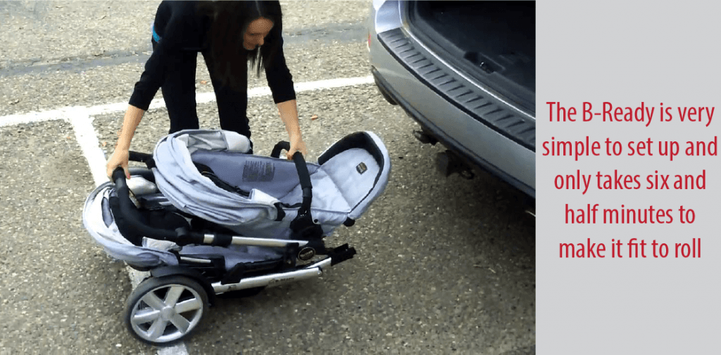 Britax B-Ready Stroller Reviews