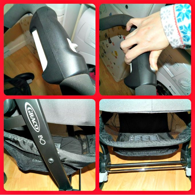 How To Close Graco Stroller